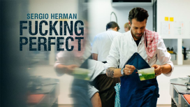 'Fucking Perfect' van Sergio Herman in maart in Nederland