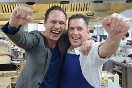 De Leest en Vila Joya werken aan culinair event in Nederland