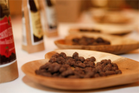 Chocoladebeurs Chocoa in Beurs van Berlage