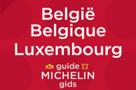 Michelin België: nieuwe tweede ster, tien keer één ster