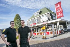 Cafetaria Top 100 2014 nummer 6: Kwalitaria 't Centrum, Oostvoorne
