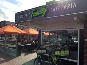 Cafetaria Top 100 2014 nummer 9: Cafetaria Brasserie Family Lisse, Lisse