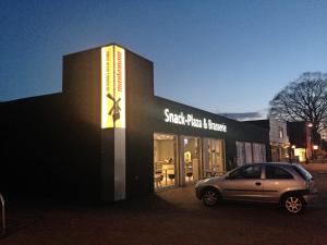 Cafetaria Top 100 2014 nummer 12: Snack-Plaza & Brasserie Meuleplein, Nijeveen