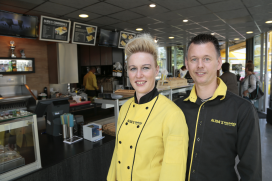 Cafetaria Top 100 2014 nummer 2: Alida's Smulpaleis, Roden