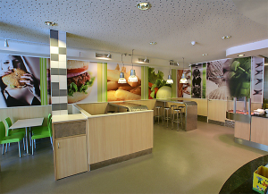 Cafetaria Top 100 2014 nummer 40: 't Eiland Fastfood, Dronten