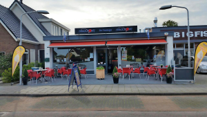Cafetaria Top 100 2014 nummer 54: Snackpoint De Passage, Wolvega