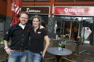 Cafetaria Top 100 2014 nummer 79: Kwalitaria-Délifrance Delft, Delft