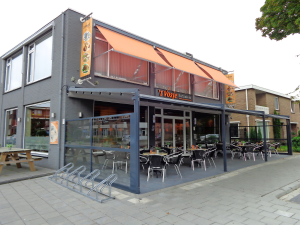 Cafetaria Top 100 2014 nummer 64: Eetpaleis 't Vosje Rosmalen, Rosmalen