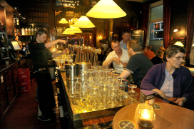 Café Top 100 2015 nr. 1: Groothuis, Emmen