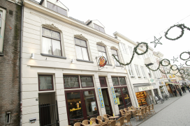 Café Top 100 2015 nr. 79: De Bommel, Breda