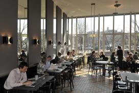 Café Top 100 2015 nr. 68: De Jaren, Amsterdam