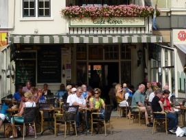 Café Top 100 2015 nr. 62: Koper, Zandvoort
