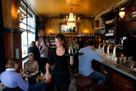 Café Top 100 2015 nr. 59: Janssen en Van Dijk, Rotterdam
