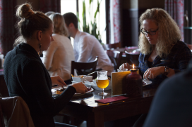 Café Top 100 2015 nr. 54: De Walrus, Leeuwarden
