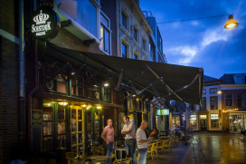 Café Top 100 2015 nr. 49: Soestdijk, Groningen