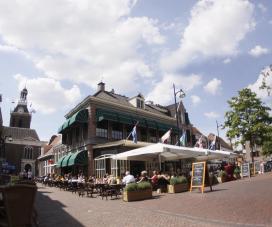 Café Top 100 2015 nr. 32: De Beurs,  Meppel