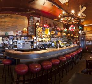 Café Top 100 2015 nr. 29: De Ballentent, Rotterdam