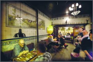 Café Top 100 2015 nr. 20: De Bonte Koe, Leiden