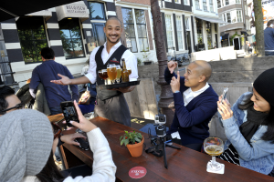Café Top 100 2015 nr.15: Proeflokaal Arendsnest, Amsterdam