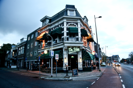 Café Top 100 2015 nr. 13: De Stee, Leeuwarden