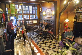 Café Top 100 2015 nr. 11: In de Wildeman, Amsterdam