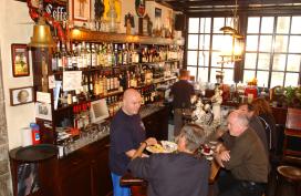 Café Top 100 2015 nr. 7: In de Blaauwe Hand, Nijmegen
