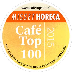 Café Top 100 2015: vooruit- en terugblik
