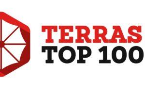Ranglijst Terras Top 100 2017