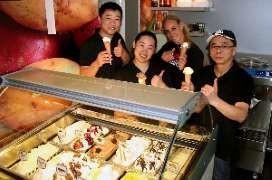 Cafetaria Amber gaat zelf ijs maken