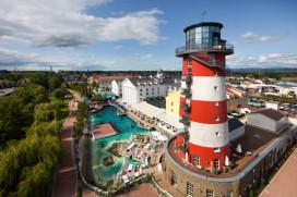 Topnoteringen voor Europa-Park-hotels bij Tripadvisor