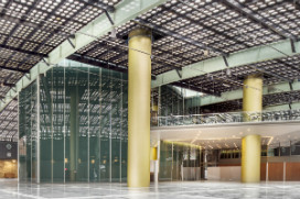 Congrescentrum WTC Rotterdam naar Postillion