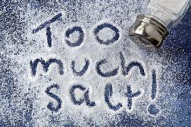 Minder zout, meer beleving