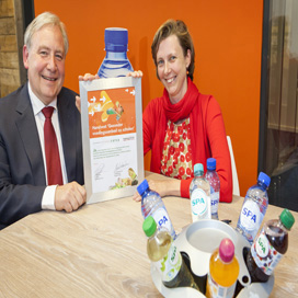 Spa ondertekent Handvest 'Gezonder voedingsaanbod op scholen