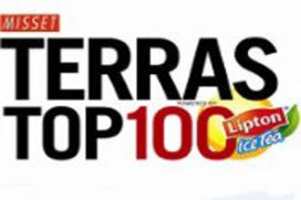Terras Top 100 2013 krijgt ook Publieksprijs