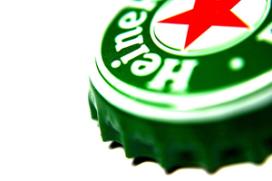 Heineken hoopt stampij om rode ster achter zich te laten