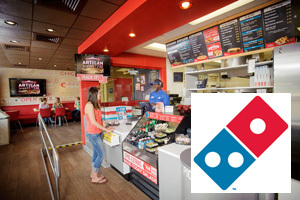 Domino's rolt GPS-Tracking in alle filialen uit