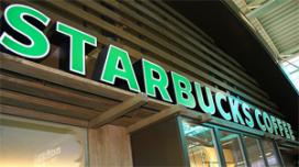 Starbucks scoort met mobiel betalen