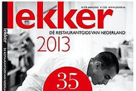88 Nieuwe restaurants in Lekker 2013