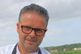 Edwin Vinke en Soenil Bahadoer op Flemisch Food Bash