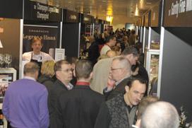 Elfde editie Wine Professional 7 tot en met 9 januari 2012