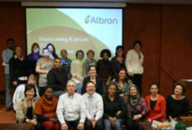 Vrouwen met achterstand aan de slag bij Albron