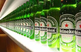 Heineken en KLM komen met tapbier in de lucht