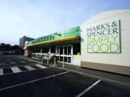 BP start met M&S foodproducten