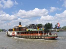 Radersalonboot wordt online geveild