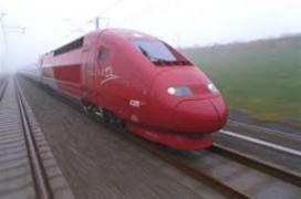 Vegetarische 'week' aan boord van Thalys-treinen