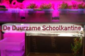 Duurzame schoolkantine begint aan opmars