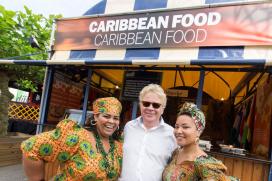 Drie nieuwe foodaanbieders bij North Sea Jazz 2013