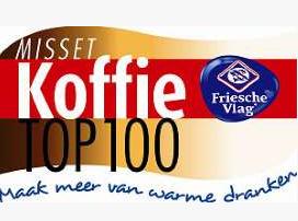 Ranglijst Koffie Top 100 2013