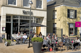 Koffie Top 100 nr. 33: Martins, Apeldoorn