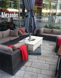 Koffie Top 100 nr. 36: Chez Alexander, Almere